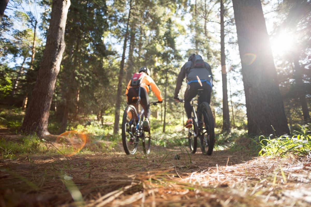 longues randonnées vélo