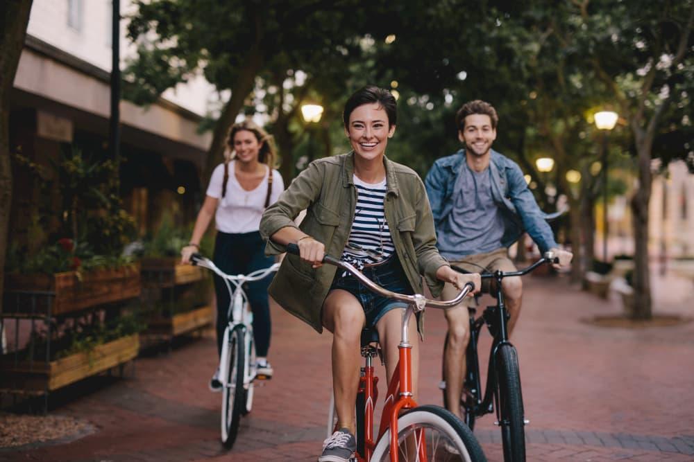 vélo débutant