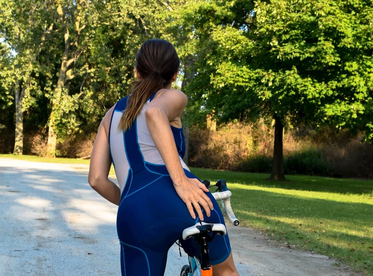 vélo et mal de dos